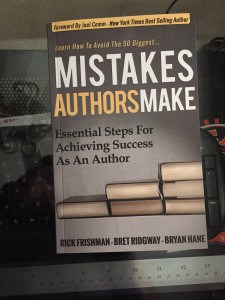 50 Biggest Mistakes Authors Make